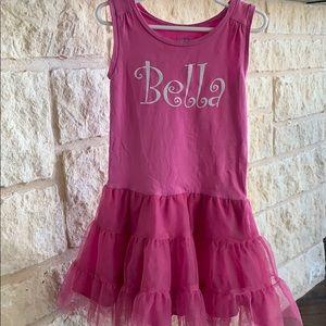 """Bella"" Old Navy 5T tutu dress"